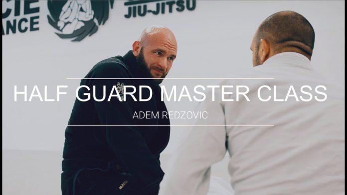 Half guard masterclass with Adem Redzovic